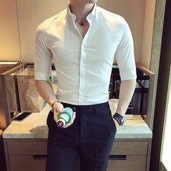 Prep Soul - 中袖衬衫