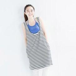 CatWorld - Stripe Tank Dress