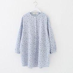 Meimei - Floral Print Dress