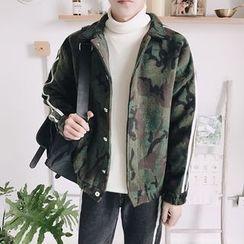 Chuoku - Camo Jacket