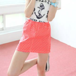 Tokyo Fashion - Dotted Skirt