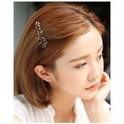 Miss21 Korea - Leopard Hair Barrette