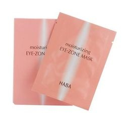 HABA - Moisturizing Eye-zone Mask
