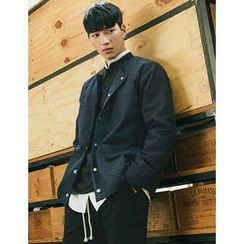 STYLEMAN - Button-Front Jacket
