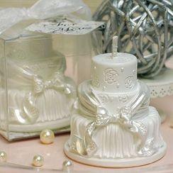 Mulin Arts & Crafts - 婚礼蛋糕蜡烛