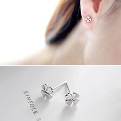 MOMENT OF LOVE - Leaf Earrings