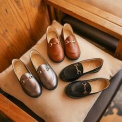 Hambu - Kids Faux-Leather Loafers