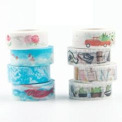 Show Home - Printed Decoration Tape