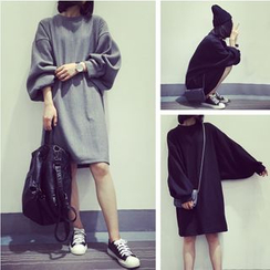 Shimi - Loose Fit Pullover Dress