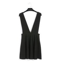 Tang House - A-Line Jumper Skirt