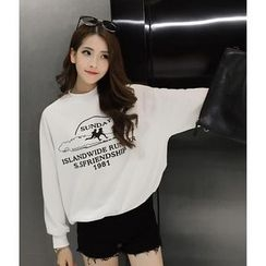 Dream Girl - Printed Sweatshirt