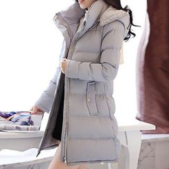 Donnae - Hooded Padded Coat