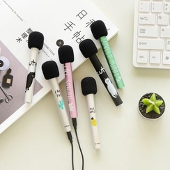 Show Home - Printed Mini Microphone