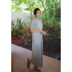 BBORAM - Maxi T-Shirt Dress