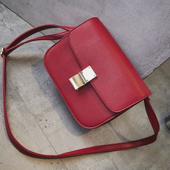 Beloved Bags - Faux Leather Shoulder Bag