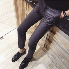 Orizzon - Slim-Fit Trousers
