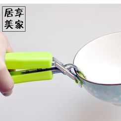 Comestay - Stainless Steel Bowl Clip Handle