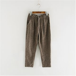 Storyland - Striped Tapered Pants