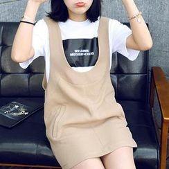 Eva Fashion - Jumper Skirt