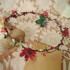 Roseline - Floral Hair Clip