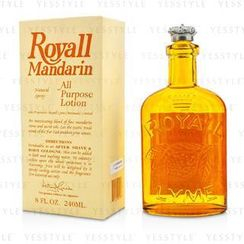 Royall Fragrances - Royall Mandarin All Purpose Lotion Splash