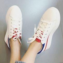 QQ Trend - Platform Sneakers