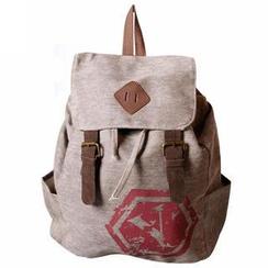 Muguwu - Lettering Backpack