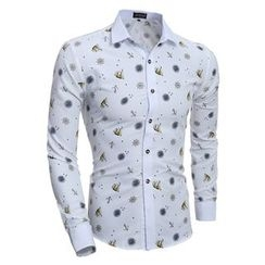 Hansel - Printed Shirt
