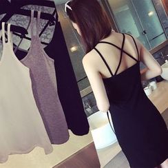 Daybreak - Strappy Slipdress