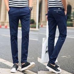 Elkelake - Straight Fit Pants