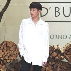Superstar.i - Long-Sleeve Oversized Shirt