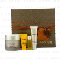 Decleor 思妍麗 - Nourishing Treasure Trove: Nutridivine Cream 50ml + Lip Balm 10ml + Serum 5ml + Night Balm 2.5ml