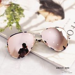 MOL Girl - Aviator Sunglasses