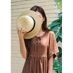 GOROKE - Straw Sun Hat