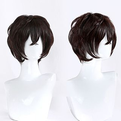 Ghost Cos Wigs - Bungou Stray Dogs Osamu Dazai Cosplay Wig