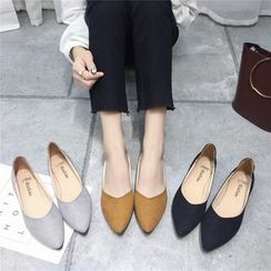 Chryse - Pointed Flats