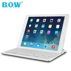 B.O.W - Set: Bluetooth Keyboard + Case - iPad