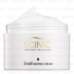 Scinic - Snail Matrix Cream