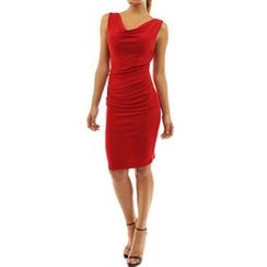 Dream a Dream - Sleeveless Sheath Dress