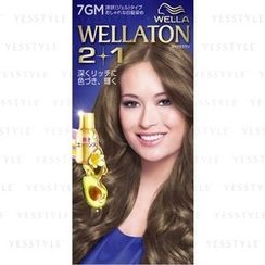 Wella - Wellation 2 + 1 Liquid Hair Color (#7GM)