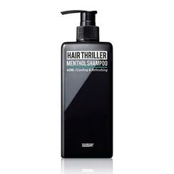 swagger - Hair Thriller Menthol Shampoo For Men 440ml