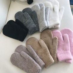 TriStyle - 純色針織手套