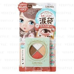 LUCKY TRENDY - BW Love Puka Tear Bag Palette (Sweet Strawberry Eye)