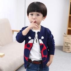 Pegasus - Kids Ladybird Knit Jacket