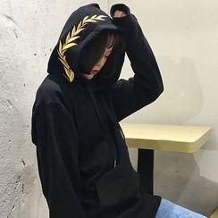 RASA - Embroidered Hoodie
