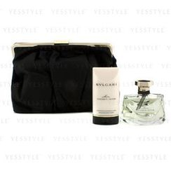 Bvlgari - Mon Jasmin Noir Coffret: Eau De Parfum Spray 75ml/2.5oz + Scintillating Body Lotion 75ml/2.5oz + Beauty Pouch