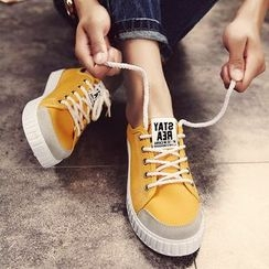 Araeo - Panel Canvas Sneakers