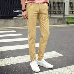 Fusuma - Straight Fit Pants