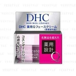 DHC - Medicated Coenzyme Q10 and Q 0.3% Cream (SS)