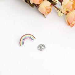 Cascarada - Rainbow Brooch